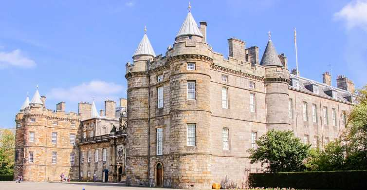 Edinburgh: Palace of Holyroodhouse Ticket