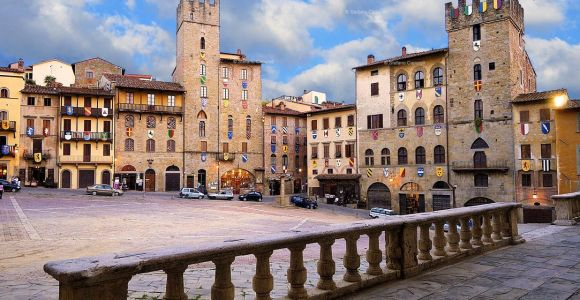 Arezzo: 3-Hour Private Walking Tour