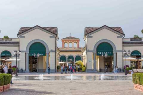 Milan: Serravalle Outlet shuttle