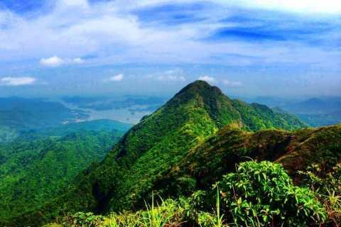 Hong Kong: aventura de escalada Ma On Shan
