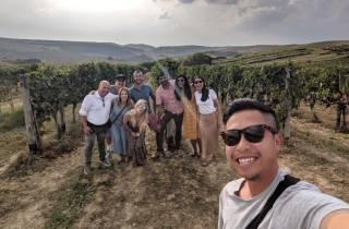 Florenz / Siena: 3 Weingüter erleben mit Mittagessen