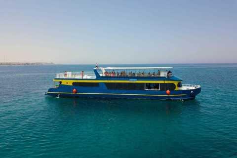 Hurghada: catamarantocht met activiteiten en BBQ-lunch