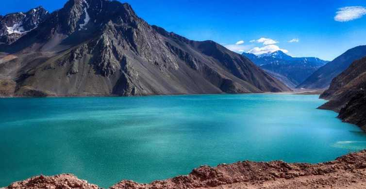 Santiago: Cajon del Maipo Small-Group Tour with Picnic