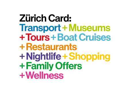 Zürich Card: Save on Attractions, Transport, and Dining