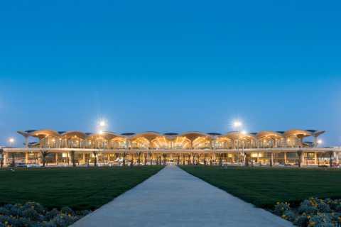 Amman: Queen Alia Airport Transfer to Hotels in Amman