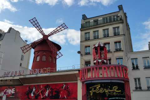 Montmartre: Impressionist Small Group Walking Tour