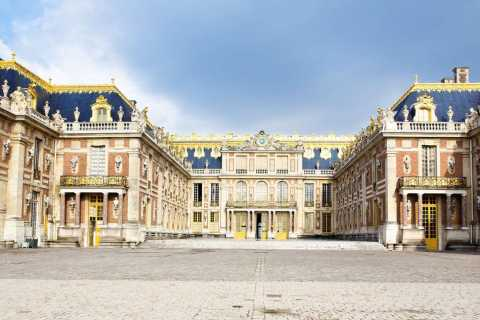 Ab Paris: Tages-Tour nach Versailles in Kleingruppe