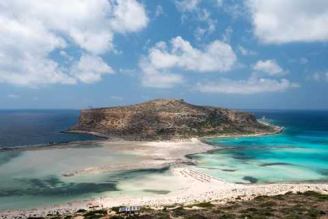 Boat Cruise to Balos Lagoon & Gramvousa from Kissamos Port