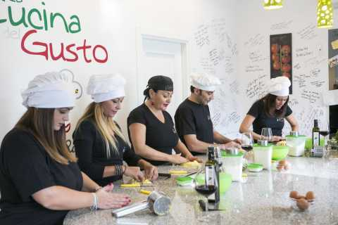 Sorrento: Italian Cooking Class