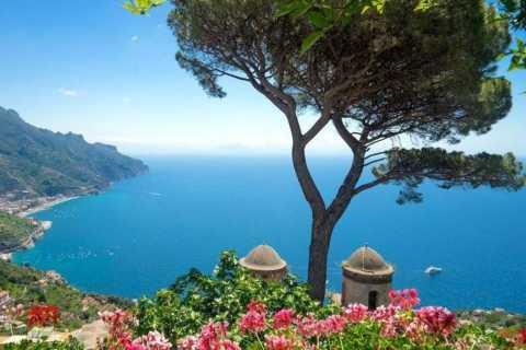 From Sorrento: Amalfi Coast Experience
