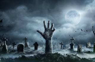 New Orleans: Nachtfriedhof und Ghost BYOB Bustour