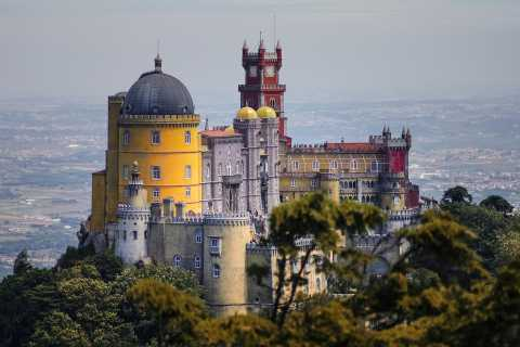 Lisbon: Full-Day Sintra Tour