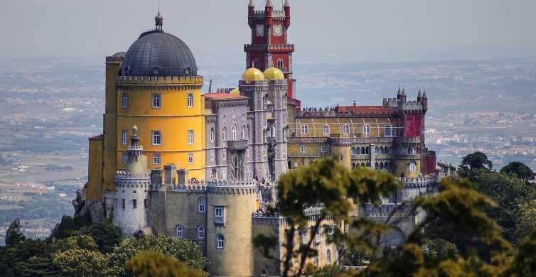 Lisbon: Full-Day Sintra Tour