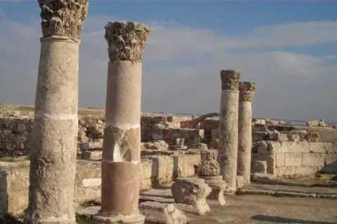 Amman: Private Tour to Madaba, Mount Nebo, and Baptism Site
