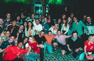 Malta: Kneipentour durch Paceville in San Giljan