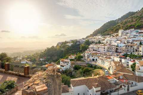 Mijas: Half-Day Tour with Food and Wine Tasting