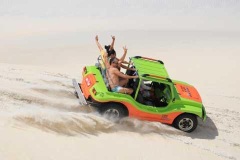 From Natal: Genipabu Dunes Buggy Adventure