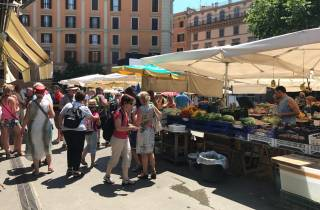 Rom: Trastevere-Verkostung mit Flussbootfahrt