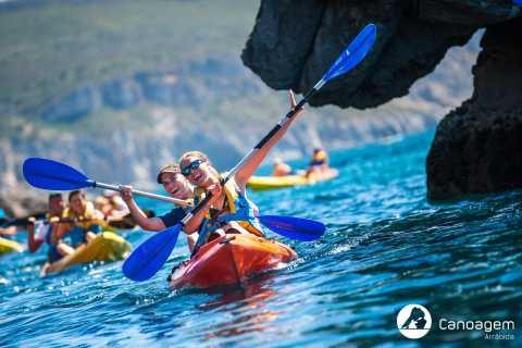 Arrábida Natural Park: Wild Canoeing from Sesimbra