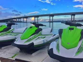 Hilton Head Island: 75-minütige Jet-Ski-Tour