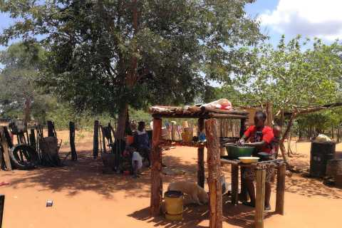 Victoria Falls: Rural Experience with Local Community