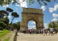 Rom: Forum Romanum, Palatin und Circus Maximus Tour