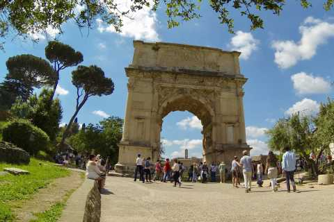 Rome: Roman Forum, Palatine, and Circus Maximus Tour