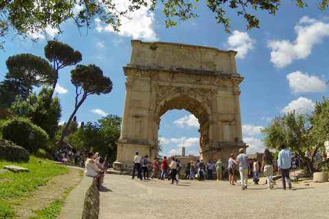 Roma: visita al Foro Romano, el Palatino y el Circo Máximo