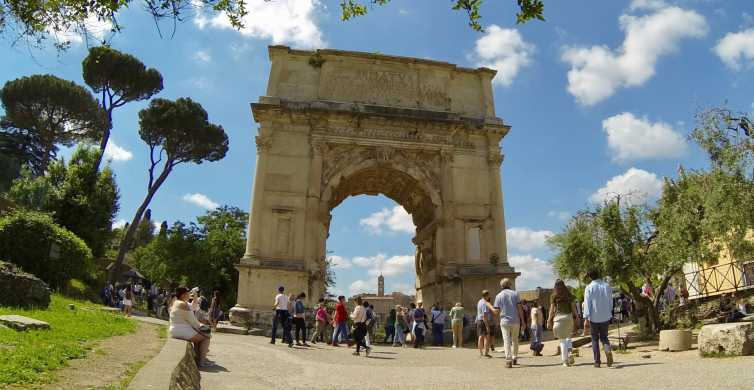 Rome: Roman Forum, Palatine en Circus Maximus Tour