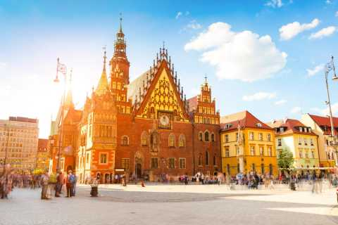 Wroclaw 3-Hour Guided Walking Tour