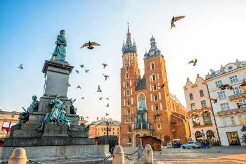 Krakow: Walking Tour of Old Town and Kazimierz