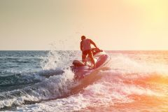 Valência: Passeio de Jet Ski a partir da Baía de Valência