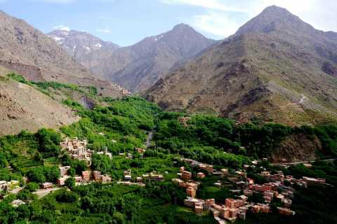 Marrakesh: Atlas Mountains Day Trek with Lunch