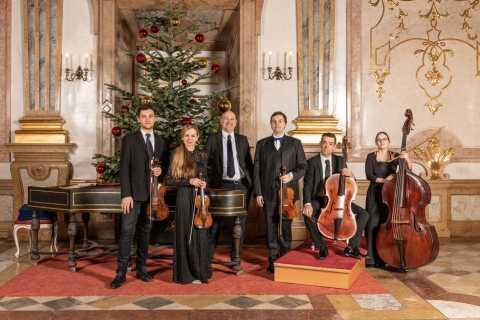 Salzburg: Advent & Christmas Concerts at Mirabell Palace