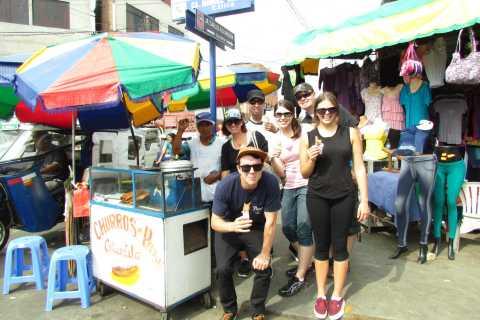 Tour por el barrio de chabolas de Lima