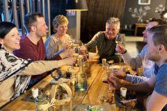 Alsácia: Excursão de degustação de vinhos da Alsácia e almoço