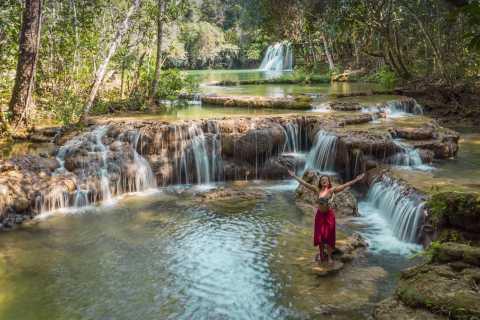 Bonito: Estância Mimosa Waterfalls and Trails