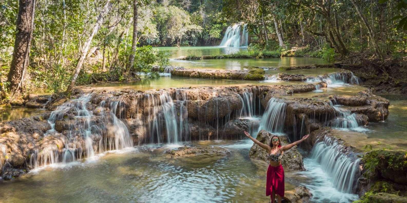 Бонито: Водопады и тропы Эстансии Мимоза | GetYourGuide