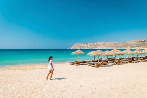 Mykonos: Full-Day South Coast Cruise