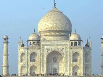 Delhi: Über Nacht Agra City-Highlights Tour