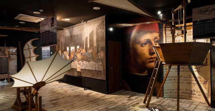 Roma: experiencia Da Vinci y entrada a la basílica de San Pedro