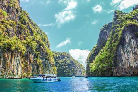 Phuket: Phi Phi, Maya Bay & Yao Yai Premium Speedboat Tour