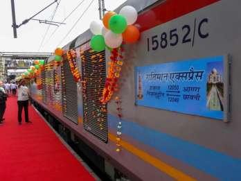 Delhi: Taj Mahal-Ausflug am selben Tag mit Indiens schnellstem Zug