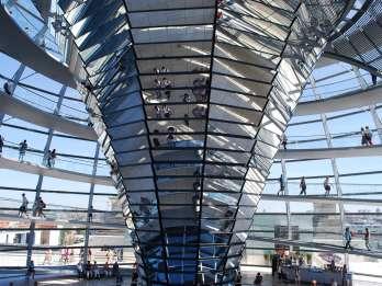 Berlin: Reichstag & Glaskuppel - Privattour