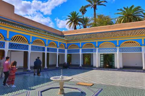 Marrakech: Private 4-Hour City Highlights Tour