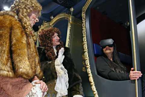 Dresden: 1719 Baroque Era Virtual-Reality Experience