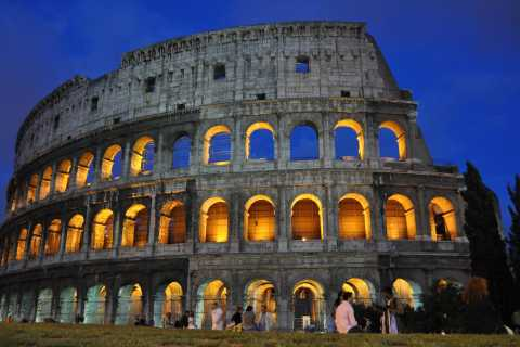 Rome: Private Night Walking Tour