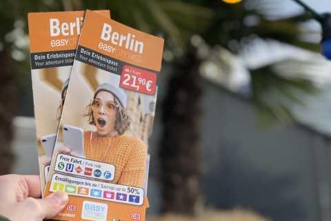 EasyCityPass Berlin: Öffentliche Verkehrsmittel und Rabatte