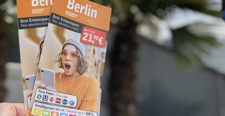 EasyCityPass Berlin: Public Transportation and Discounts