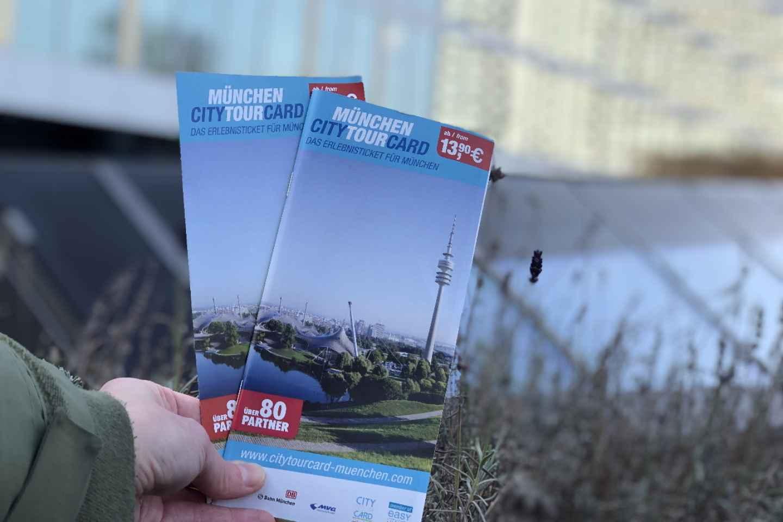 München CityTourCard: MVV und Rabatte